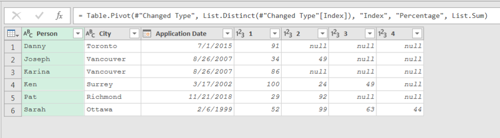 Dynamic Column Merging in Power Query – Feathers Analytics